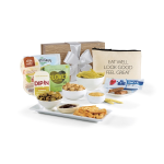Eat Well Gourmet Gift Box with Avery Pouch