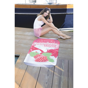 ColorFusion Can-Do Beach Towel